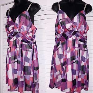 Studio Y purple blouse
